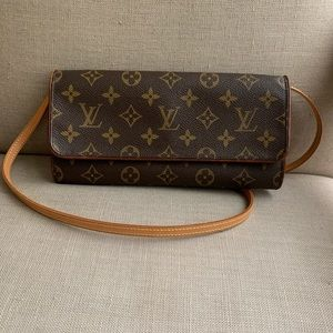 Louis Vuitton Twin Pochette GM Crossbody